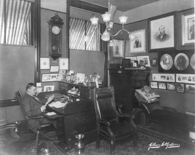 William Pinkerton office