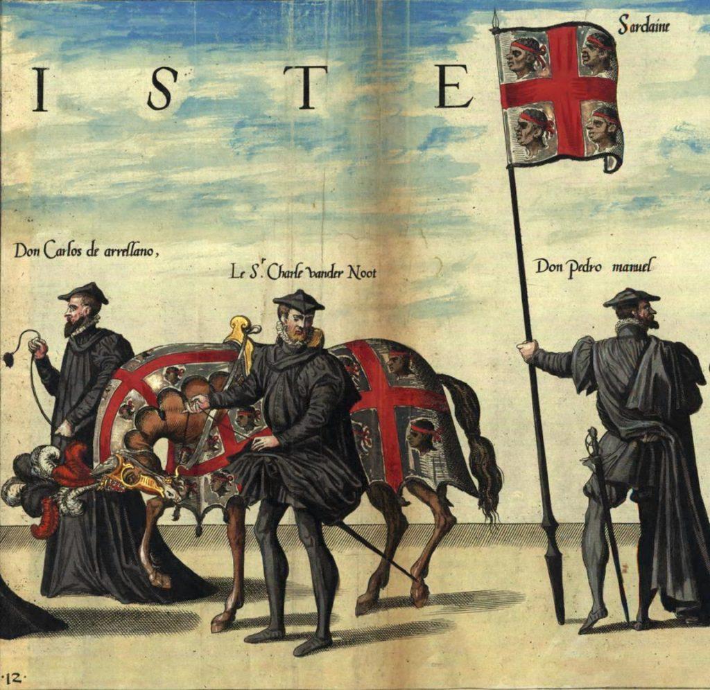 Stemma del Regno di Sardegna