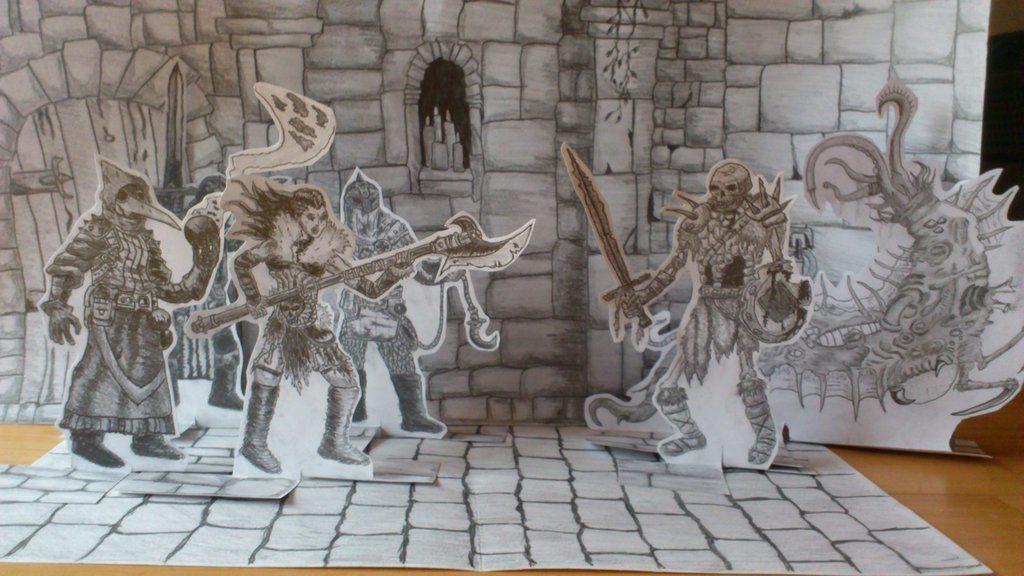 darkest_dungeon_diorama