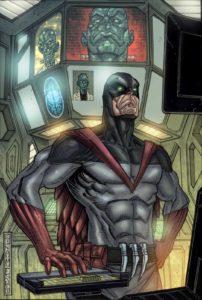 """Ogni riferimento di """"the Rook""""a Batman non è casuale... e il manuale fornisce anche la sua creazione passo per passo!"""