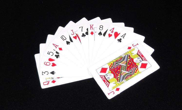 Mazzo di carte